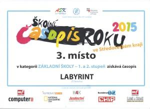 2015 soutěž krajské kolo